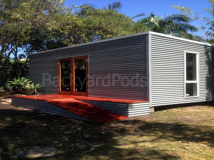 Complete pods, fixed-price installation