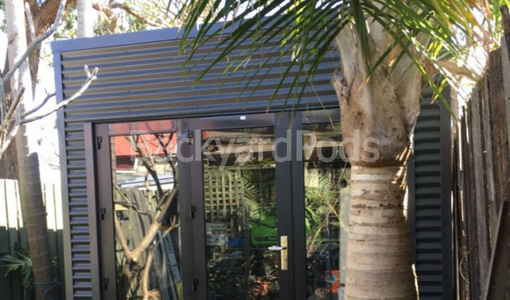Backyard Pods Erskineville