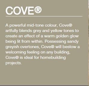 Colorbond® Cove®