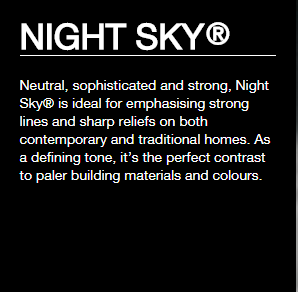 Colorbond® Night Sky®