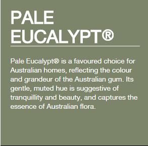 Colorbond® Pale Eucalypt®