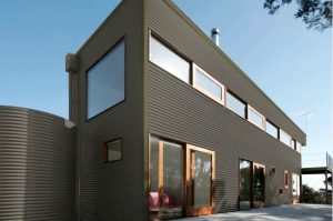 Colorbond® Gully® building