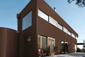 Colorbond® Terrain® building