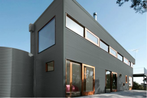 Colorbond® Windspray® building