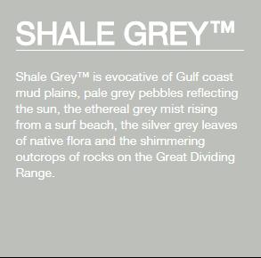 Colorbond® Shale Grey®