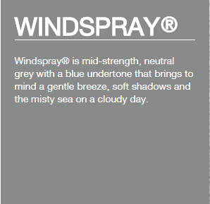 Colorbond® Windspray®