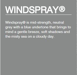 Colorbond® Windspray®