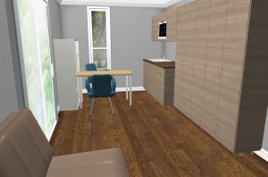 backyard pods - studio flat pod 5