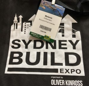 Mel Williamson at Sydney Build Expo 2018