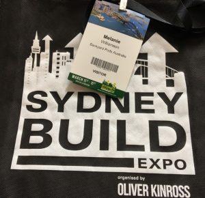 Mel Williamson at Sydney Build Expo 2018