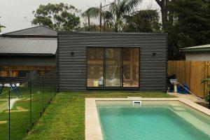 Pool cabana kit Sydney