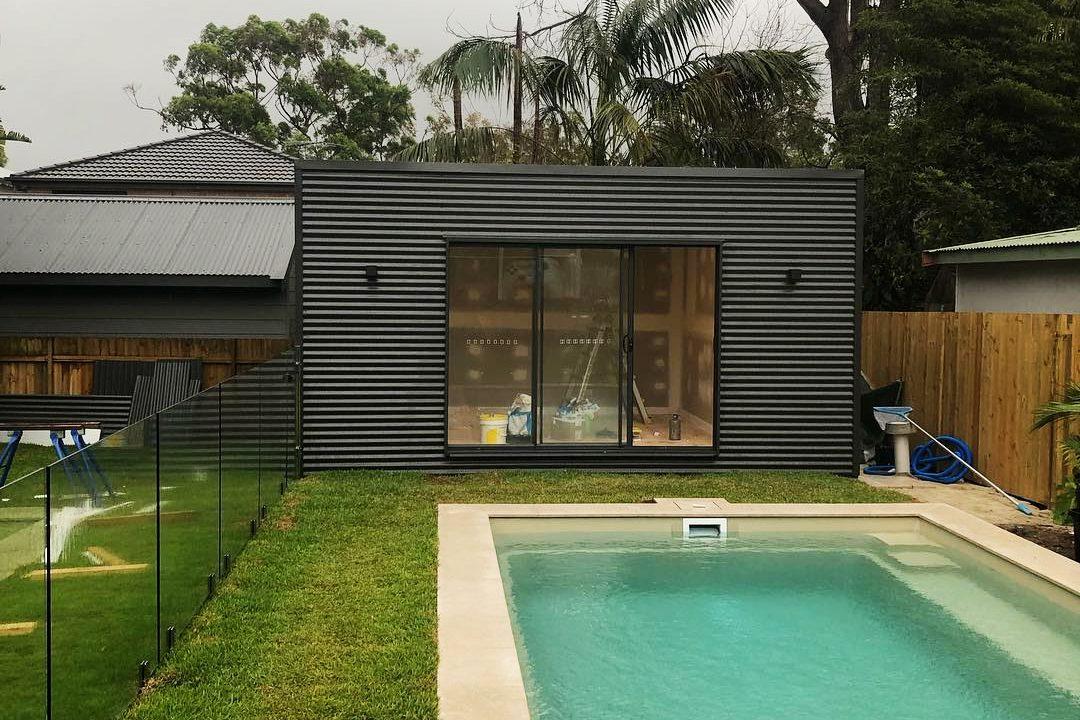 Pool cabana Sydney