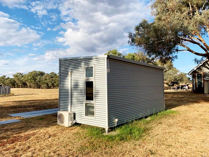 DIY Eco-Friendly Studio Pod 3m X 6m In Garra, NSW