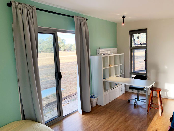 DIY Eco-Friendly Studio Pod 3m X 6m In Garra, NSW - office space