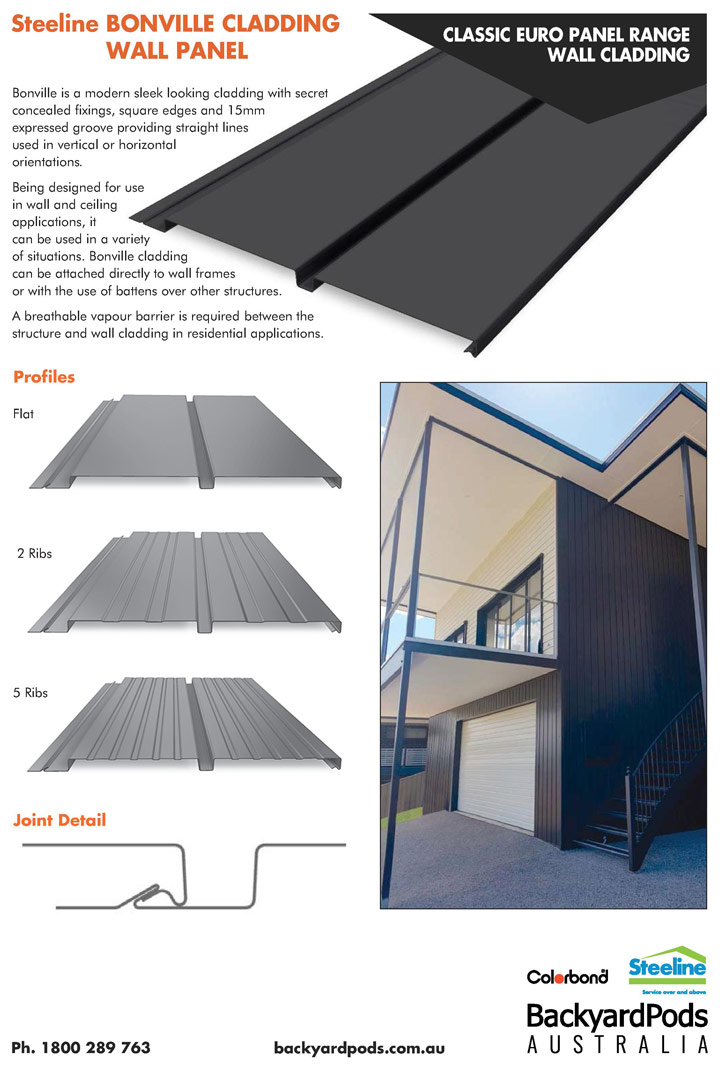 Bonville Cladding Brochure