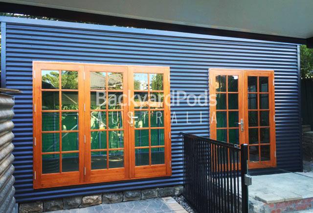 3m x 6m garden studio Blue Mountains