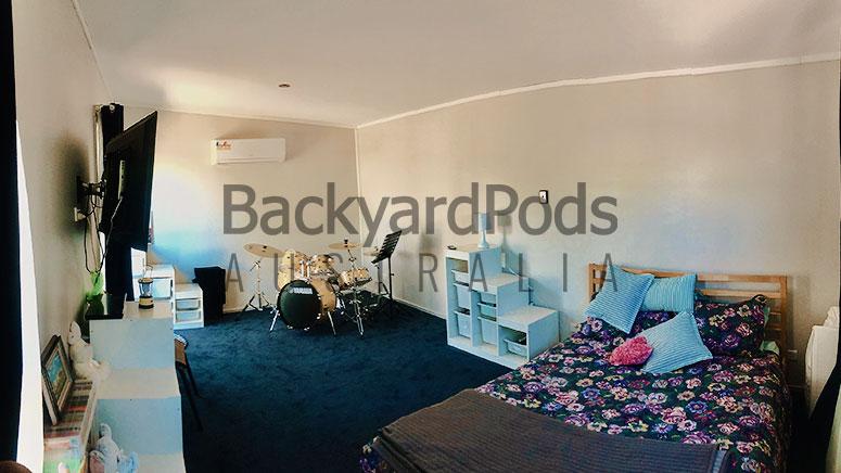 DIY multi-purpose flat pack cabin in Windsor Downs - Sydney, NSW