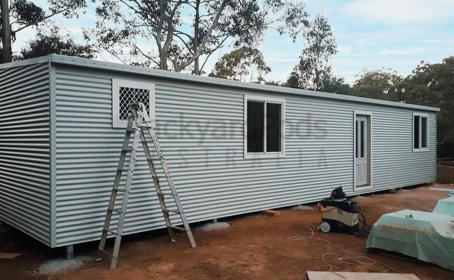 Low cost 'forever home' granny flat in Tamborine, Gold Coast QLD