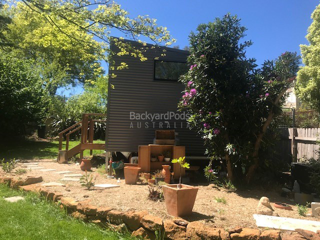 Granny flat Blue Mountains landscaping