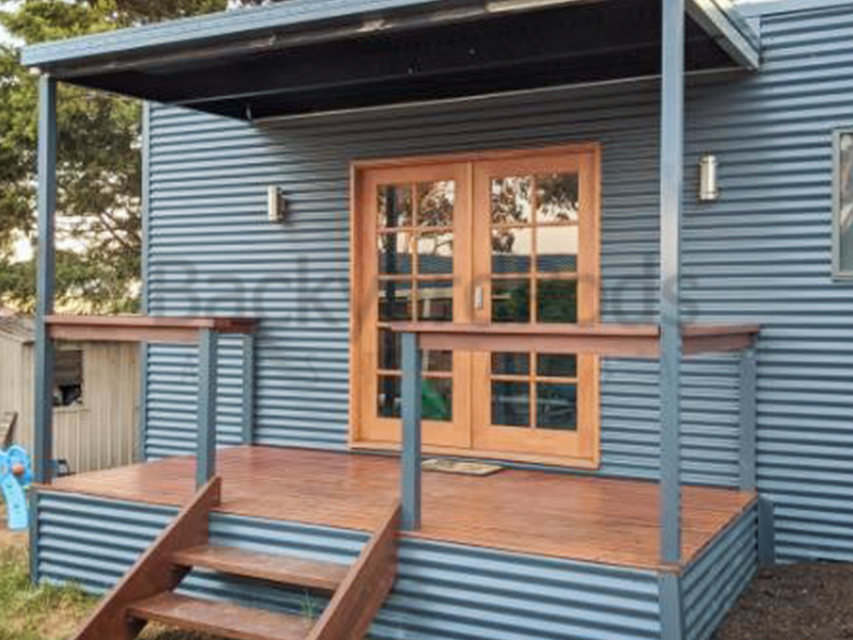 Ultimate man-cave hobby shed in Sunbury, VIC