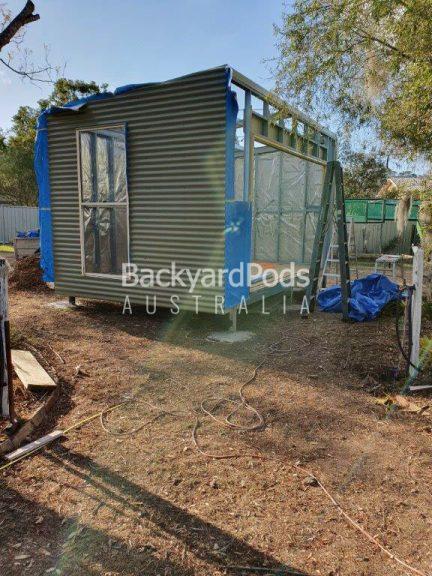 Backyard Pods - Peter 3m x 5m Walloon, QLD