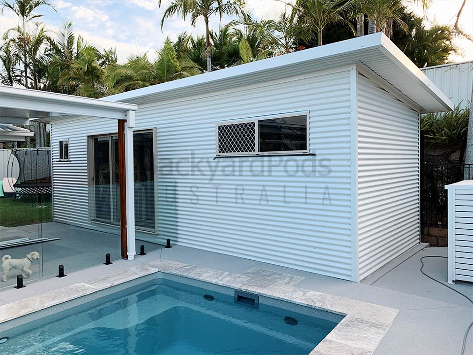 Poolside rumpus with bathroom at Reedy Creek in Gold Coast, QLD