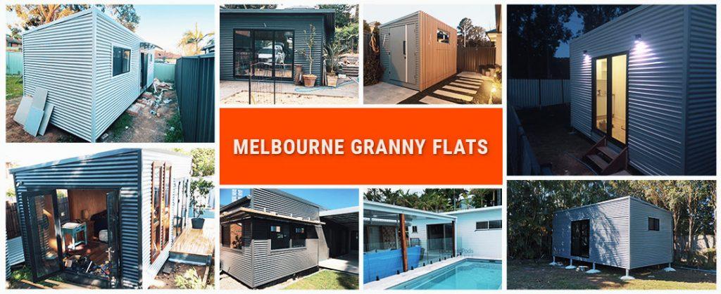 Granny flats Melbourne - new VIC building code