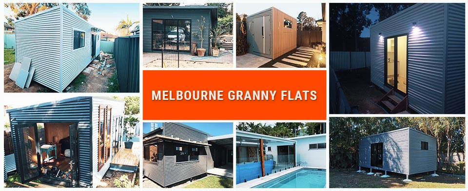Backyard Pods Melbourne granny flats
