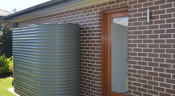 Kingspan slimline water tank