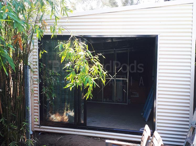 Yoga studio with bathroom pod 3.6m x 7m - Newtown NSW