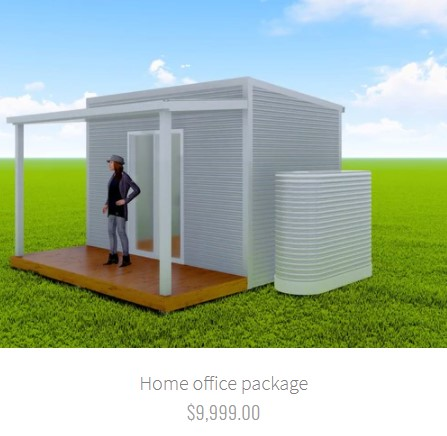 Home Office Pod Package Deal