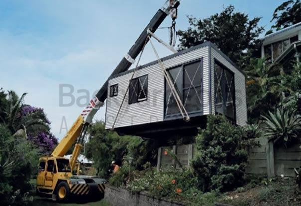 Prefab granny flat, studio, and home office delivery